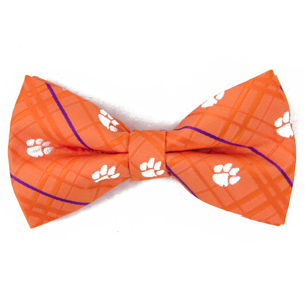 Clemson Tigers Bow Tie Oxford