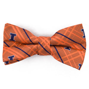 Illinois Fighting Illini Bow Tie Oxford