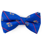 Kansas Jayhawks Bow Tie Oxford