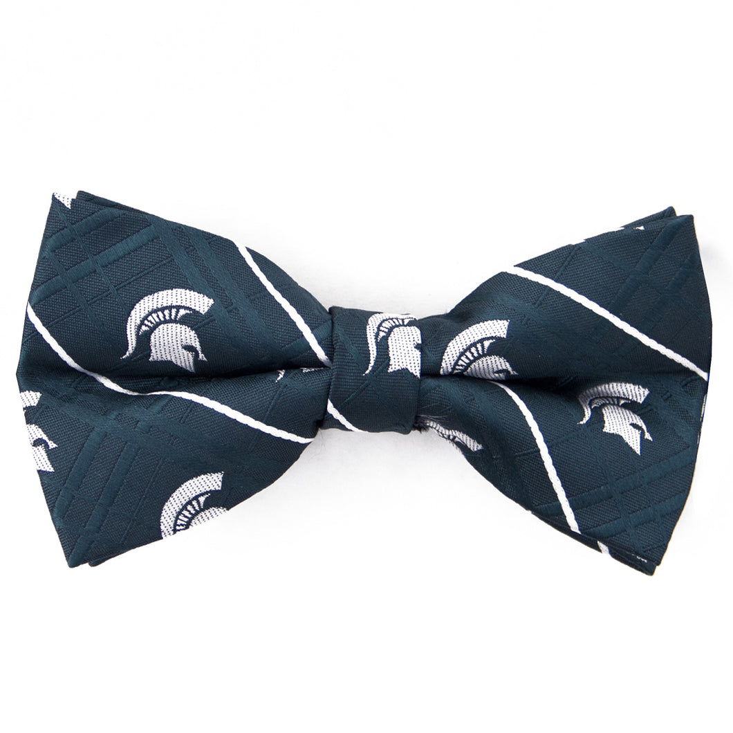 Michigan State Bow Tie Oxford