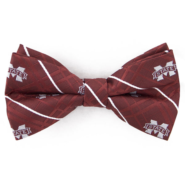 Mississippi State Bow Tie Oxford