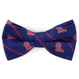 Ole Miss Rebels Bow Tie Oxford