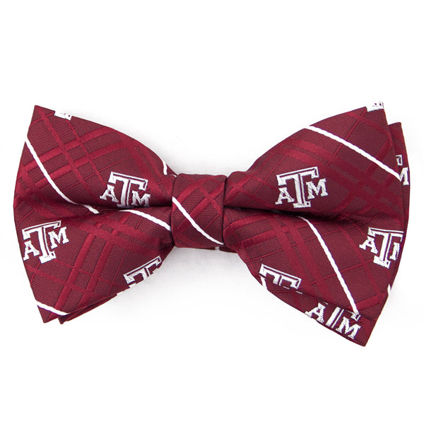 Texas A&M Bow Tie Oxford
