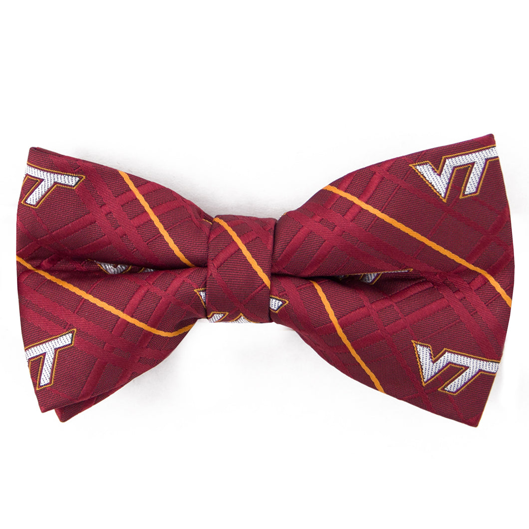Virginia Tech Bow Tie Oxford