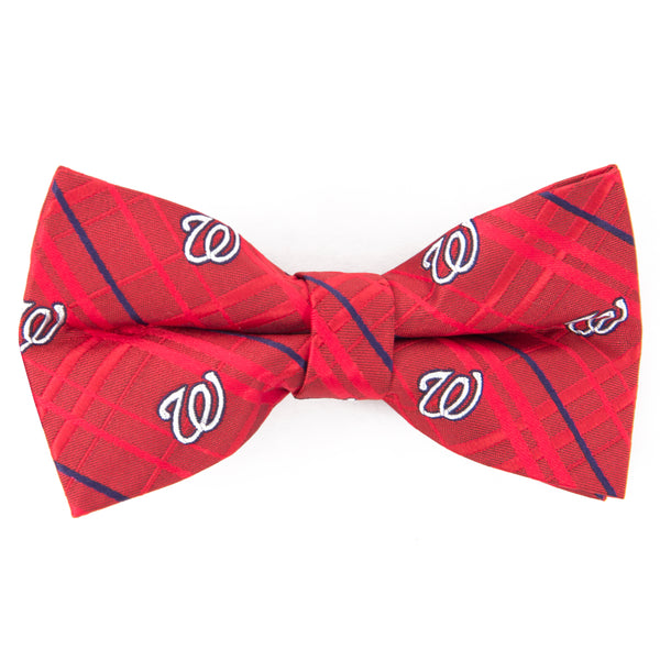 Nationals Bow Tie Oxford