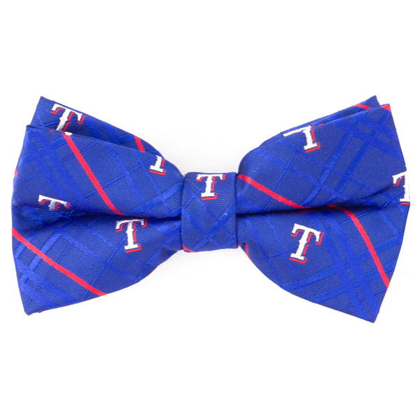 Texas Rangers Bow Tie Oxford