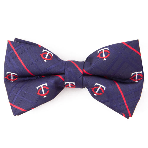 Minnesota Twins Bow Tie Oxford
