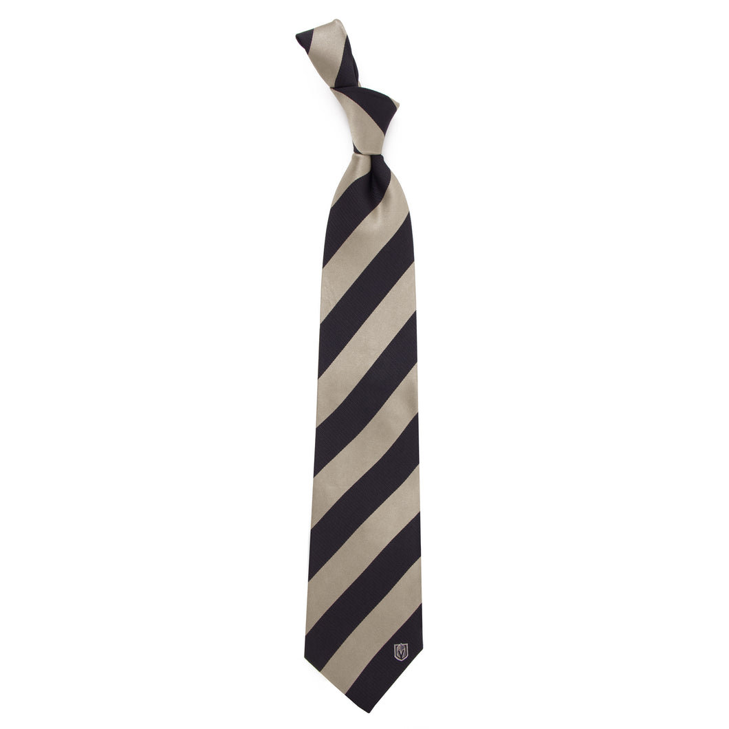 Golden Knights Tie Regiment