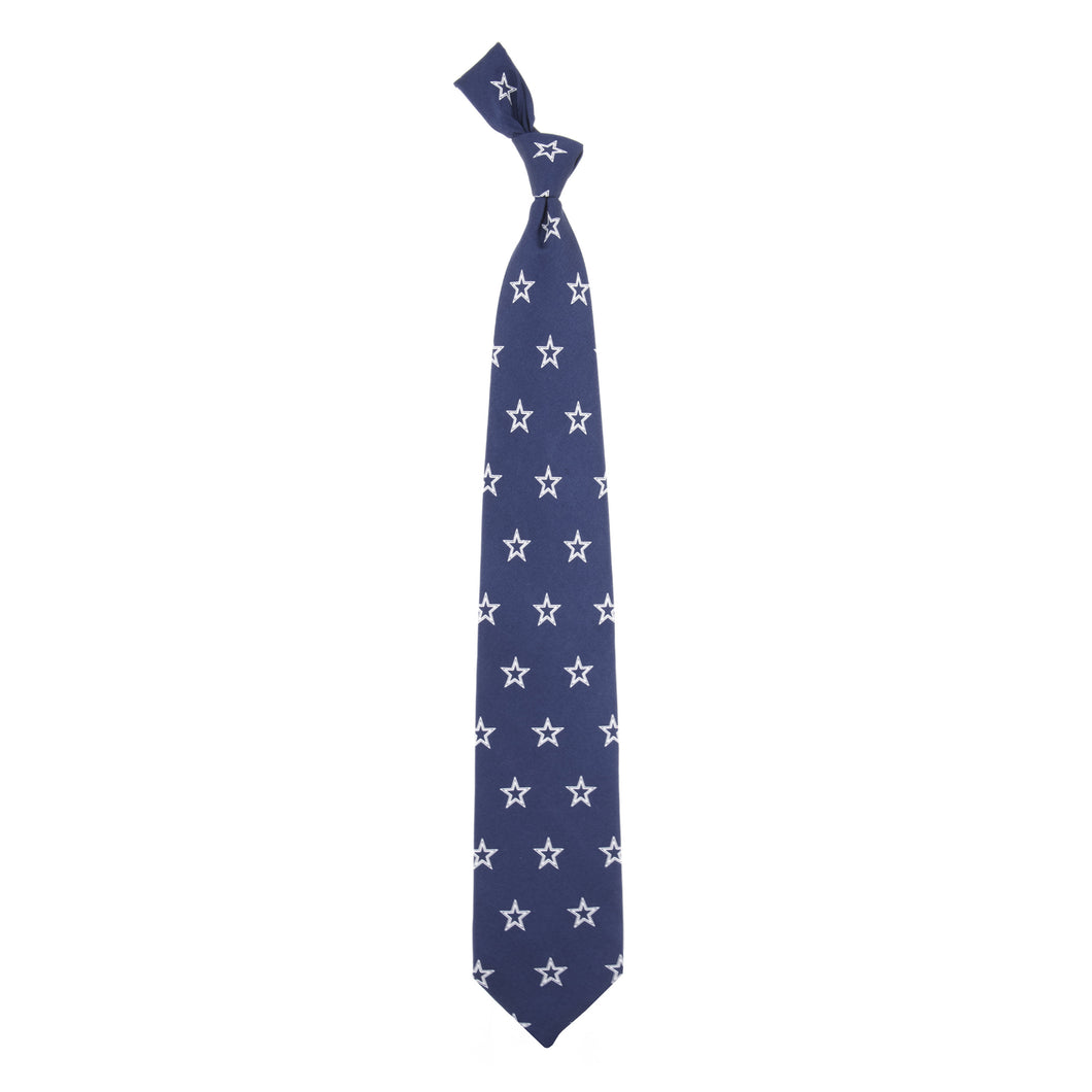 Dallas Cowboys Tie Prep