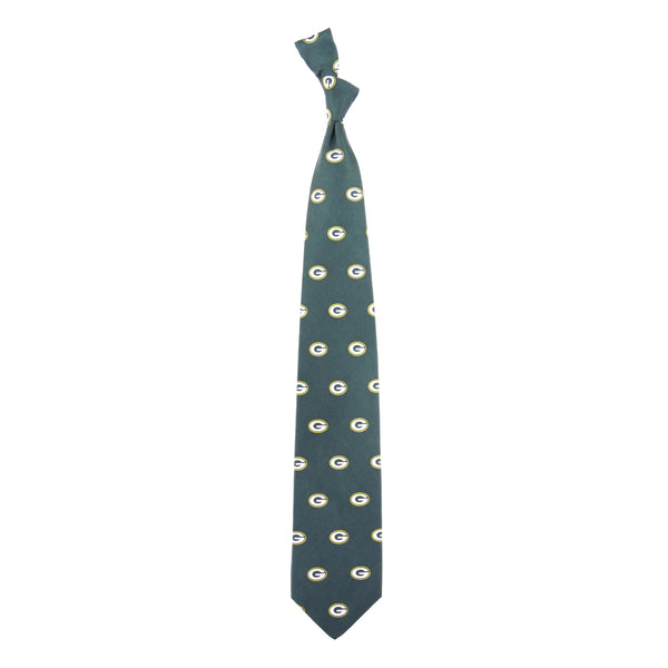 Green Bay Packers Tie Prep