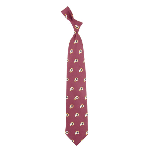 Washington Redskins Tie Prep