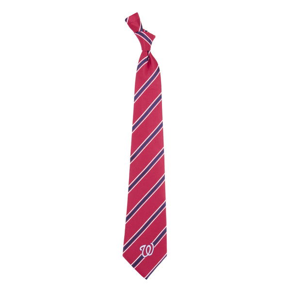 Washington Nationals Tie Woven Poly 1
