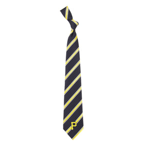 Pittsburgh Pirates Tie Woven Poly 1