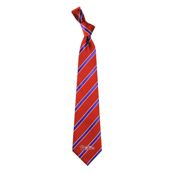 Philadelphia Phillies Tie Woven Poly 1