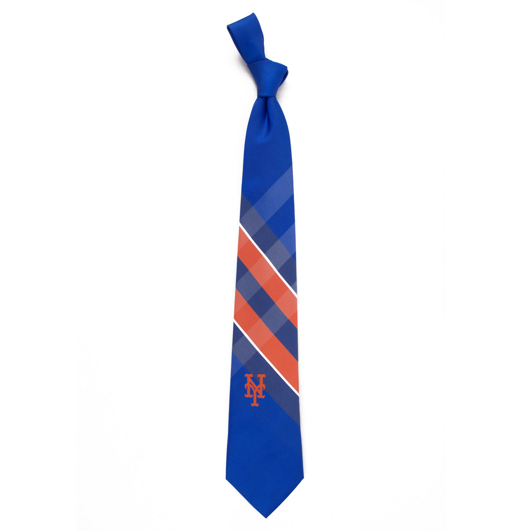 New York Mets Tie Grid