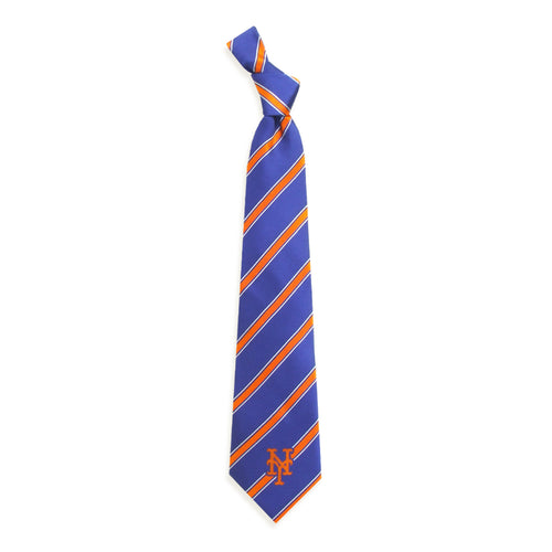 New York Mets Tie Woven Poly 1