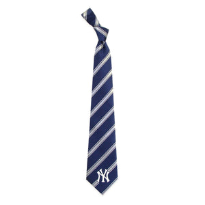 New York Yankees Tie Woven Poly 1
