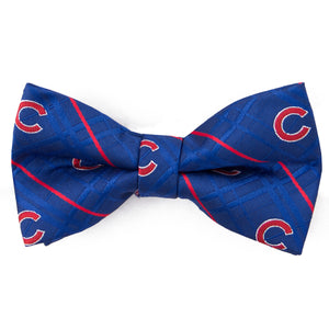 Chicago Cubs Bow Tie Oxford