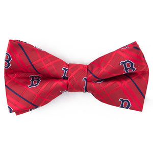 Boston Red Sox Bow Tie Oxford