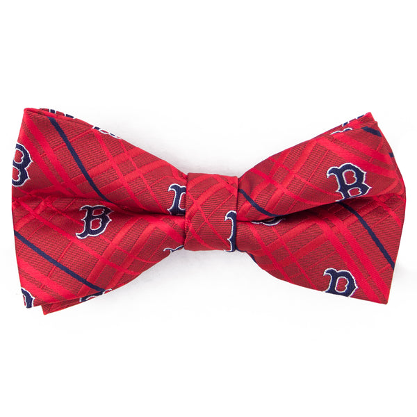 Red Sox Bow Tie Oxford