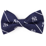 New York Yankees Bow Tie Oxford