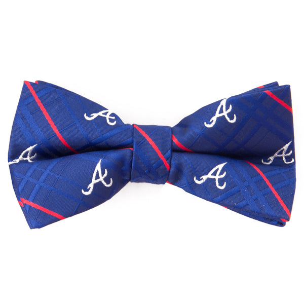 Atlanta Braves Bow Tie Oxford