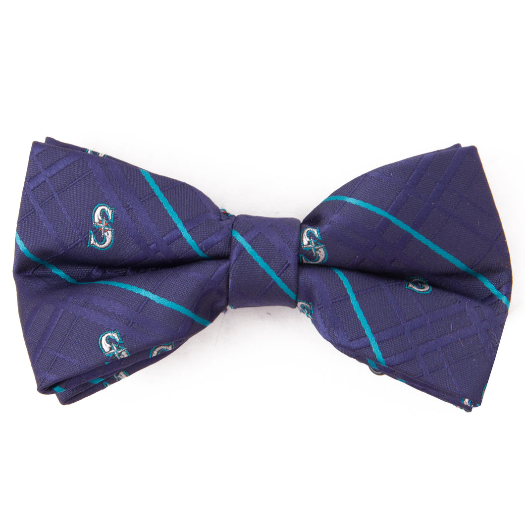 Seattle Mariners Bow Tie Oxford