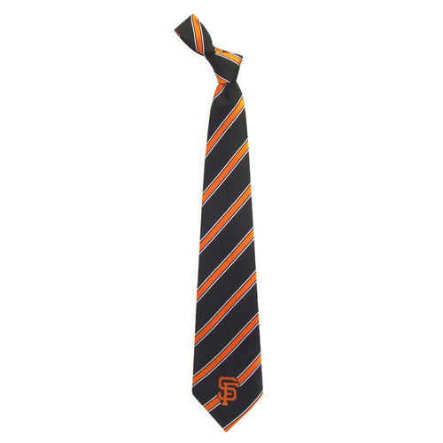 San Francisco Giants Tie Woven Poly 1