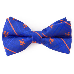 New York Mets Bow Tie Oxford