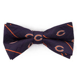 Chicago Bears Bow Tie Oxford