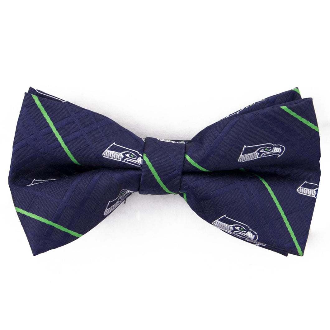 Seattle Seahawks Bow Tie Oxford