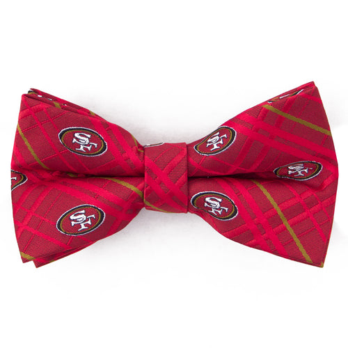 San Francisco 49ers Bow Tie Oxford