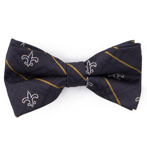 New Orleans Saints Bow Tie Oxford