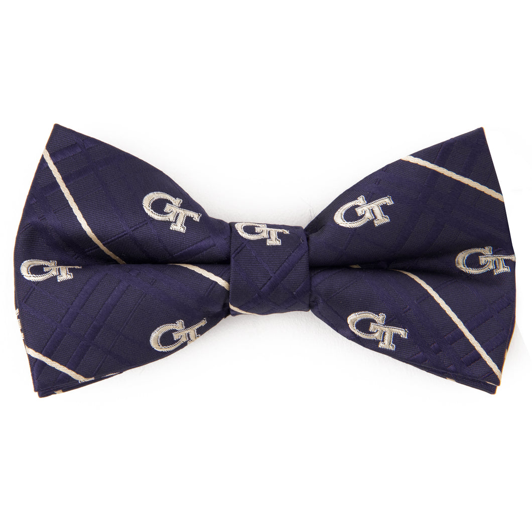 Georgia Tech Yellow Jackets Bow Tie Oxford