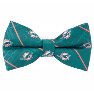 Miami Dolphins Bow Tie Oxford