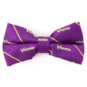 Minnesota Vikings Bow Tie Oxford