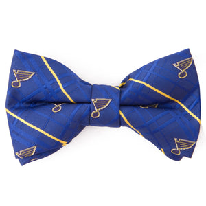 Blues Bow Tie Oxford