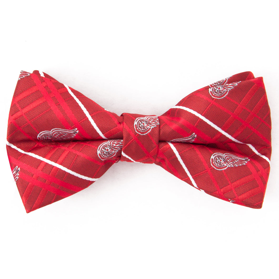 Red Wings Bow Tie Oxford