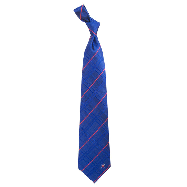 Cubs Tie Oxford Woven