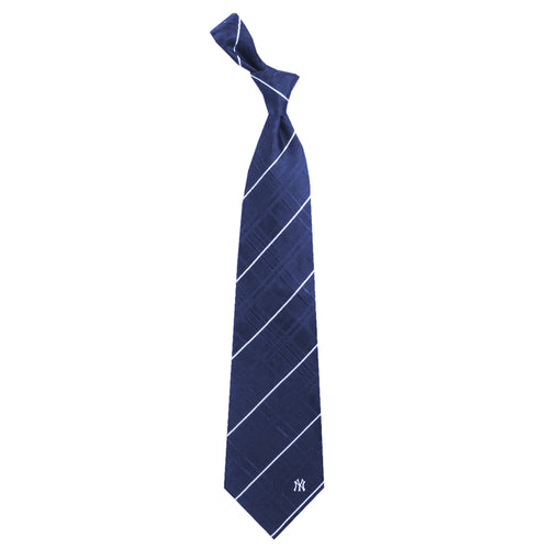 New York Yankees Tie Oxford Woven