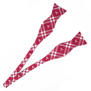Alabama Crimson Tide Self Tie Bow Tie Rhodes