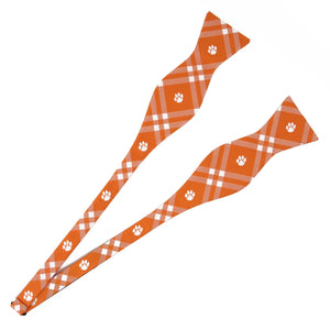 Clemson Tigers Self Tie Bow Tie Rhodes