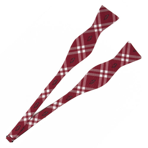 Arkansas Razorbacks Self Tie Bow Tie Rhodes