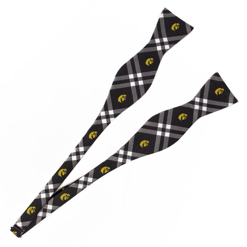 Iowa Self Tie Bow Tie Rhodes