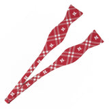 Nebraska Self Tie Bow Tie Rhodes