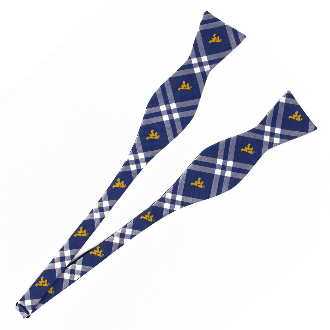 West Virginia Self Tie Bow Tie Rhodes