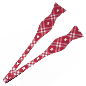 Wisconsin Self Tie Bow Tie Rhodes