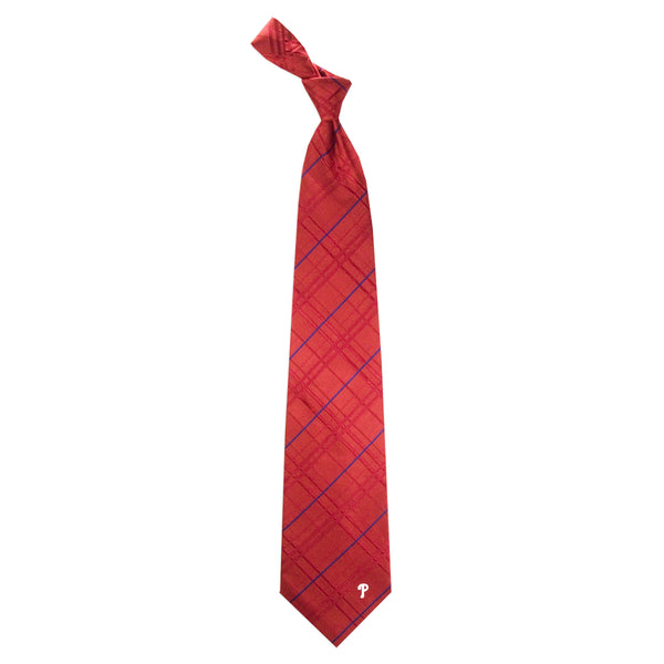 Philadelphia Phillies Tie Oxford Woven