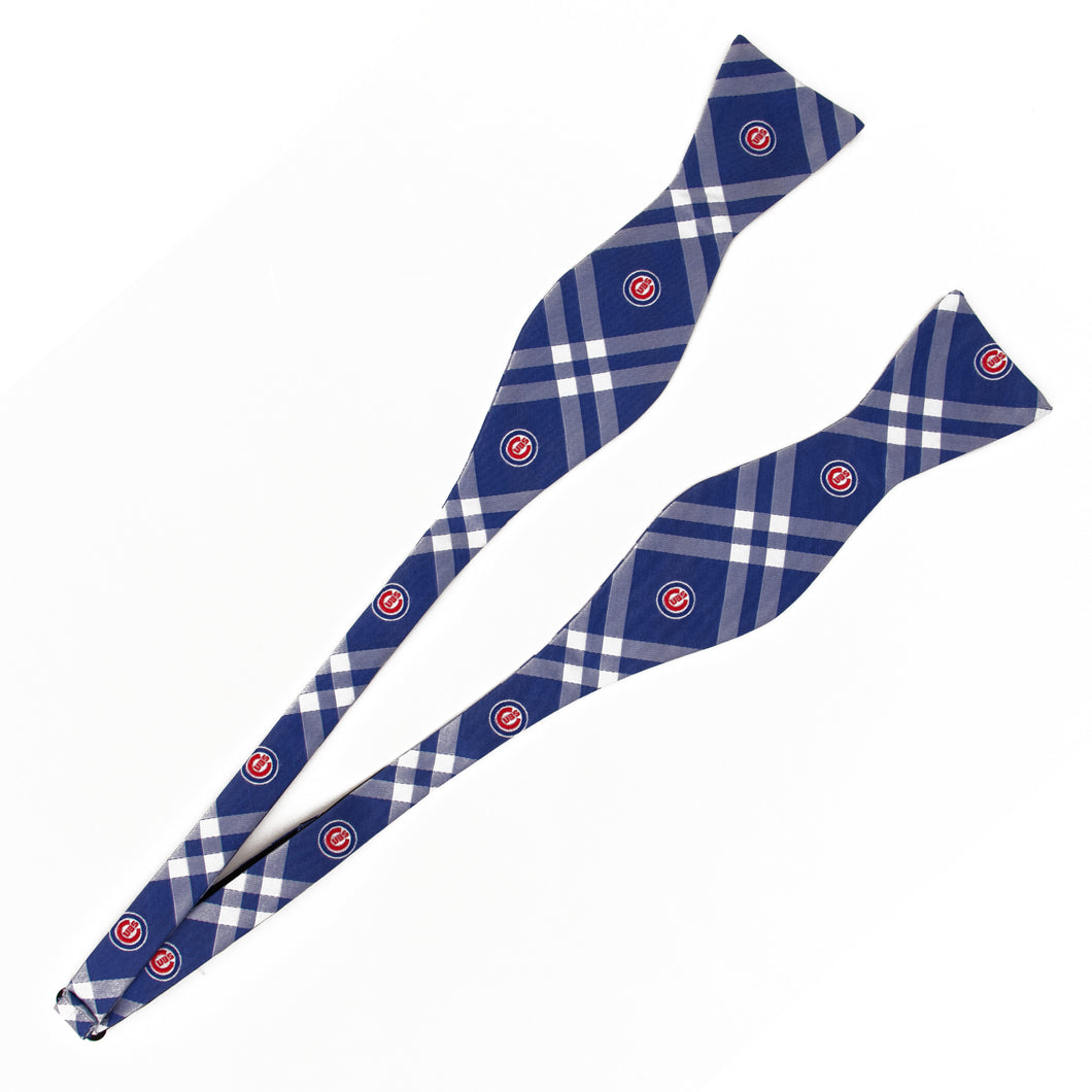 Chicago Cubs Self Tie Bow Tie Rhodes