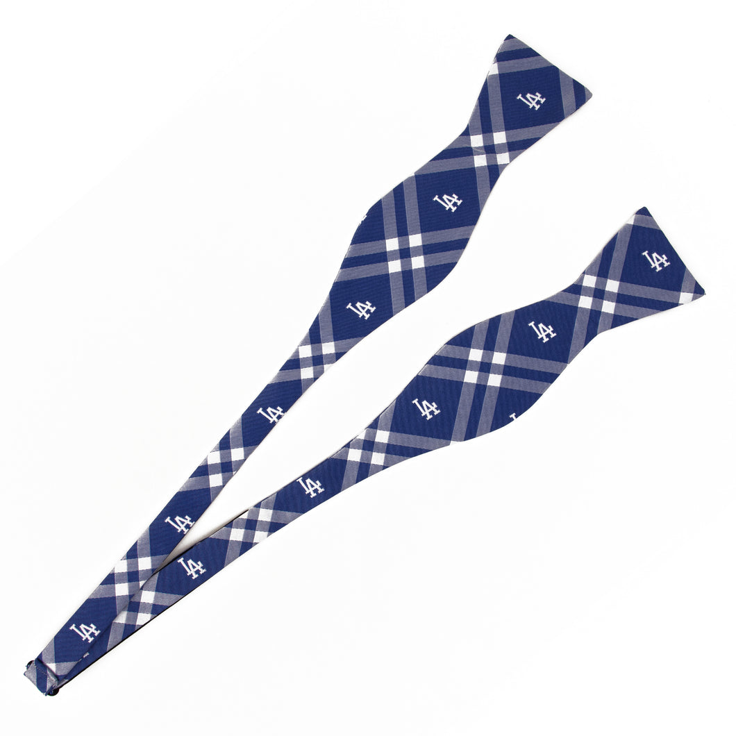 Los Angeles Dodgers Self Tie Bow Tie Rhodes